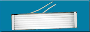 Medium Wave Infrared Heating Moudles